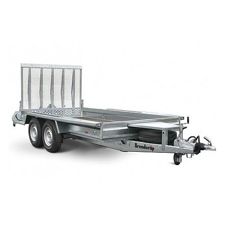 Brenderup MT 3651 3500 kg Maschinentransporter