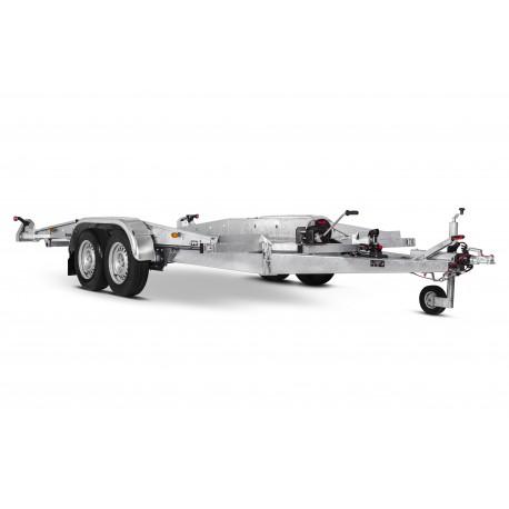 Brenderup U 110 (AT2500LBTB) 2500 kg Autotrailer